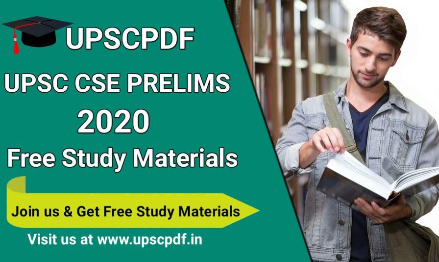 Economics Notes For UPSC IAS PCS