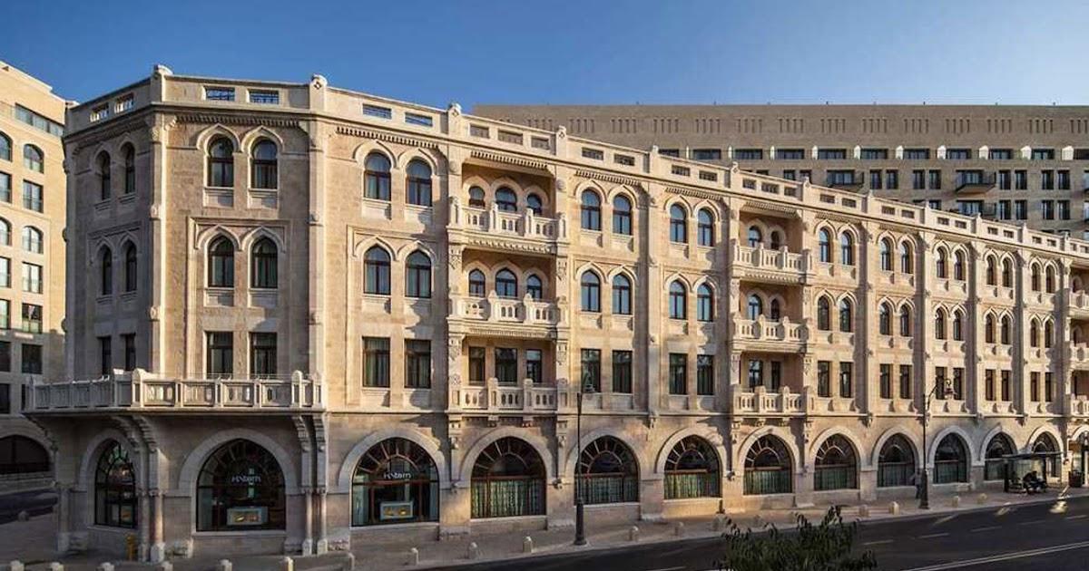 Hotel  Etoiles Jerusalem