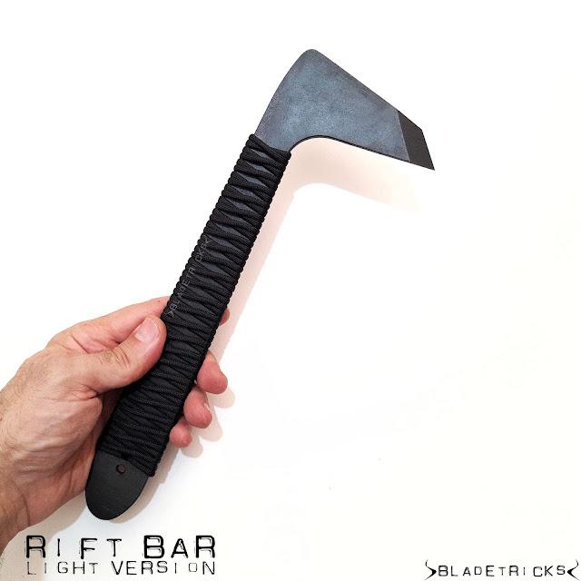 tactical bugout pry bar