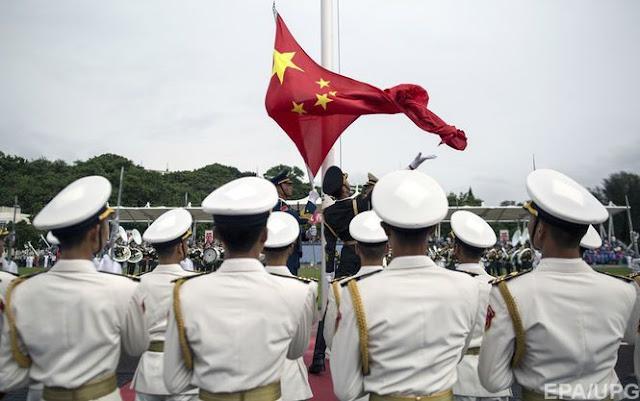 Китайські військові застосовують лазери проти пілотів ВПС США - WSJ
