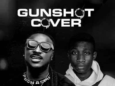 [Music] Peruzzi ft. Mega Prince - GUNSHOT (Cover)