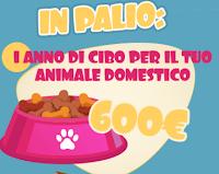 Logo ''Grande concorso Wamiz'': vinci un anno di cibo per il tuo Pet ( 600€) e buoni acquisto per 420€