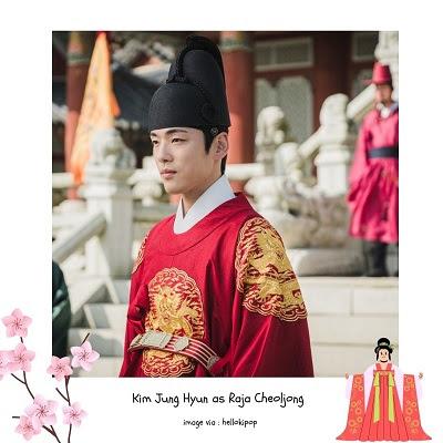 Raja Cheoljong ala drama korea Mr. Queen