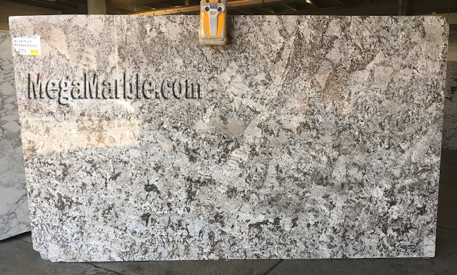 Antique White Granite slabs for countertops