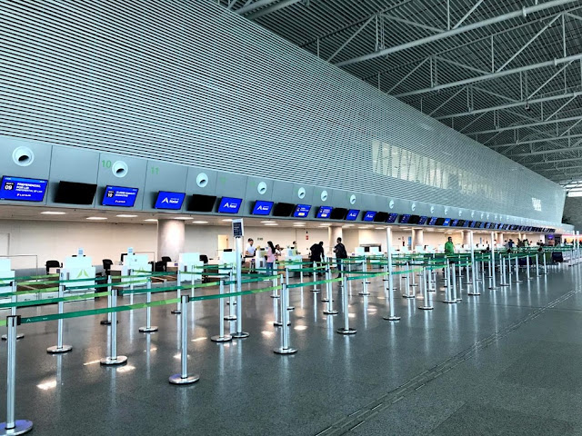 Aeroporto da Grande Natal estima circulação de 20 mil passageiros no feriado