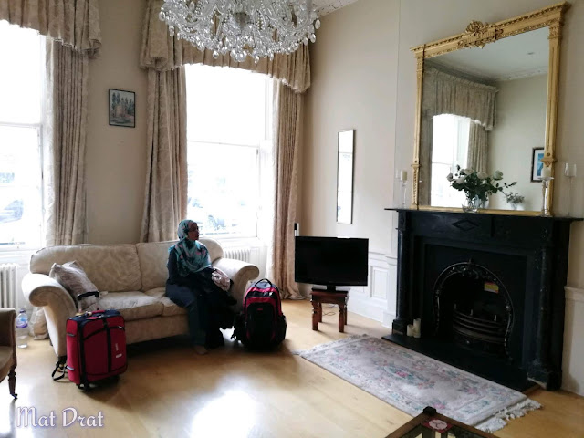 cheap airbnb edinburgh albany road