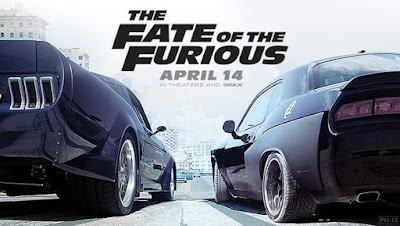 Fast & Furious 8 : The Fate Of The Furious