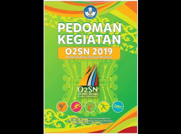 Pedoman Kegiatan O2SN SMA 2019