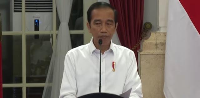 Klaim Mampu Atasi Covid-19, Jokowi: Jangan Ada Yang Membuat Kegaduhan