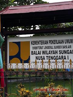 Lapor Pak Gubernur!!! Proyek BWS NT-1 Di Bima Bermasalah.