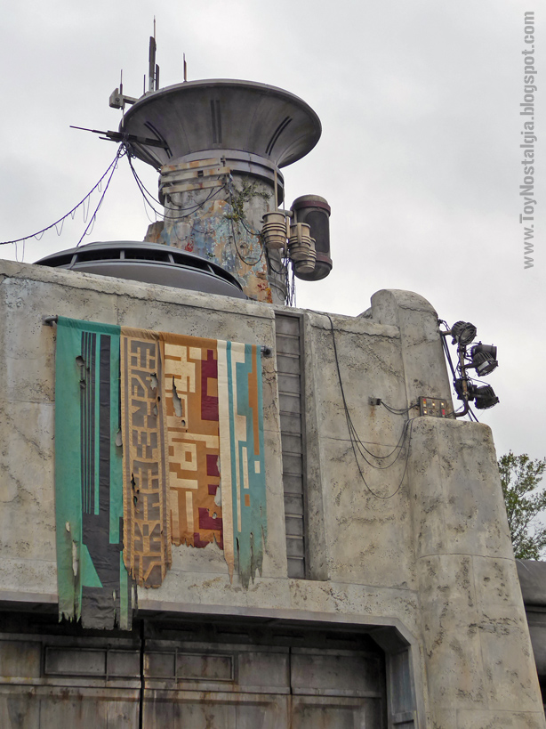 STAR WARS: Galaxy's Edge  - Walt Disney World Black Spire Outpost