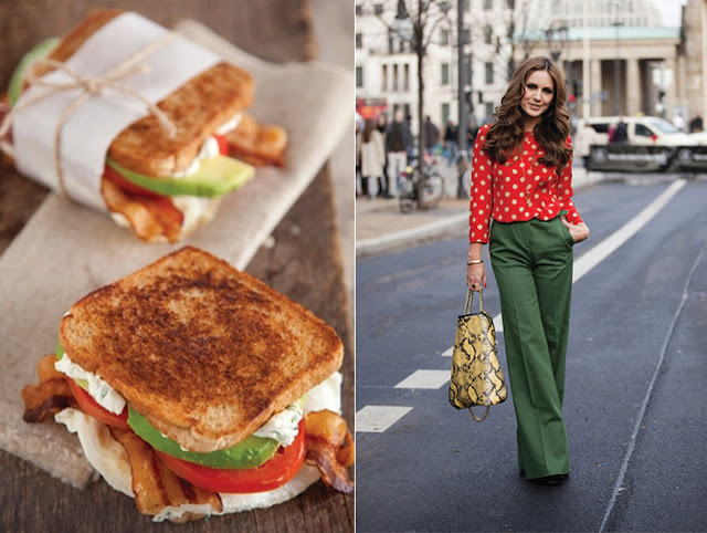 Creative Ideas: Fashion vs Food