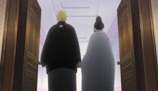 Foto/gambar Naruto dan Hinata menikah