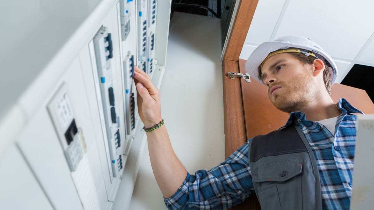 level 2 electrician services