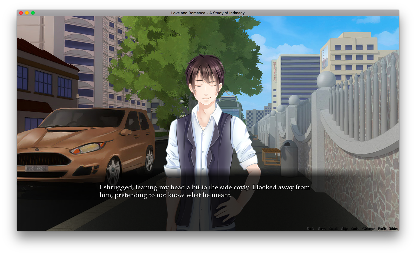 otometwist visual novel review love and romance a study of intimacy