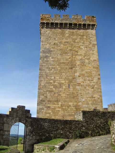Torre del Homenaje en Monforte de Lemos