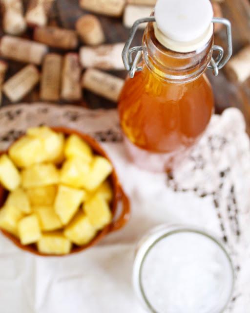 Tepache bebida fermentada