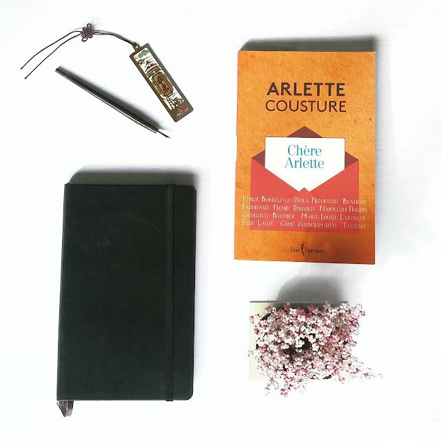 Chère Arlette d'Arlette Cousture