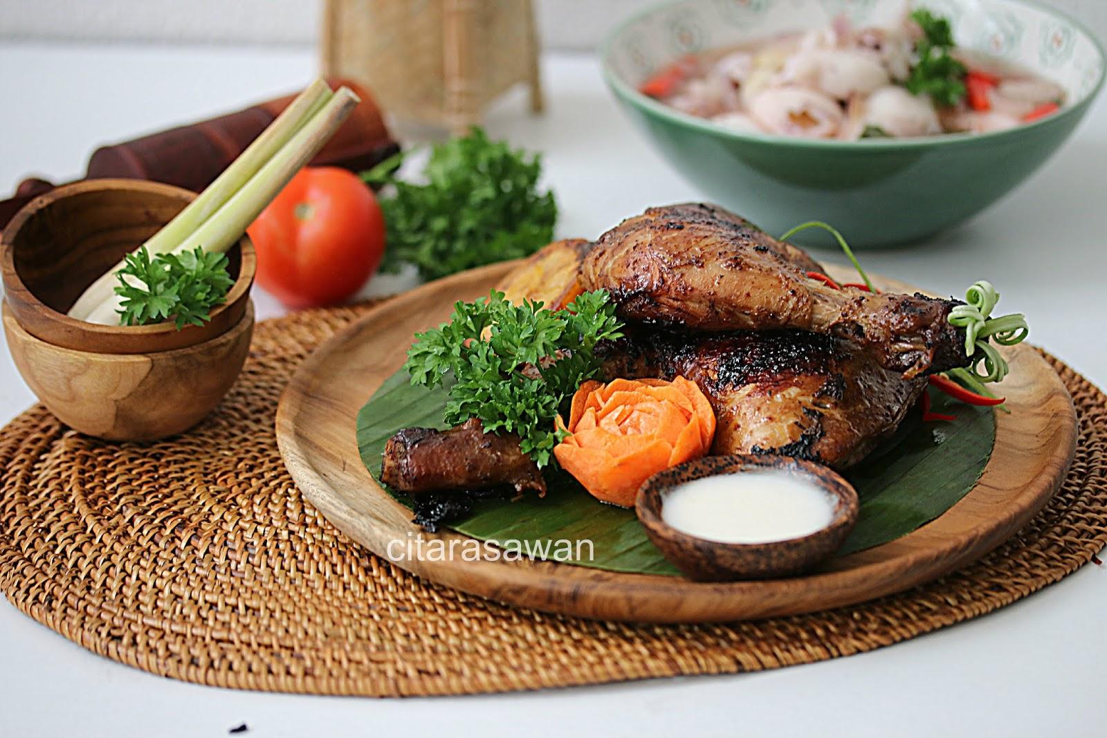 Ayam BBQ Drumstik ~ Resepi Terbaik