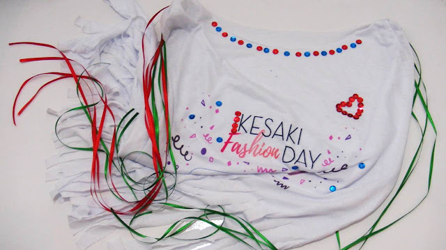 Ikesaki Fashion Day Abadá
