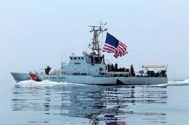 U.S. Coast Guard ship Maui