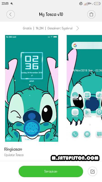 3  Tema Xiaomi V10 Tergemesin Tembus Semua Aplikasi