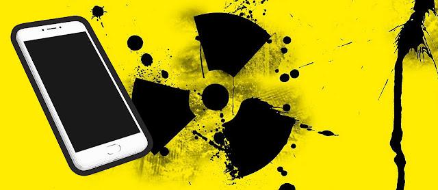 Smartphone dengan Tingkat Radiasi Paling Tinggi,