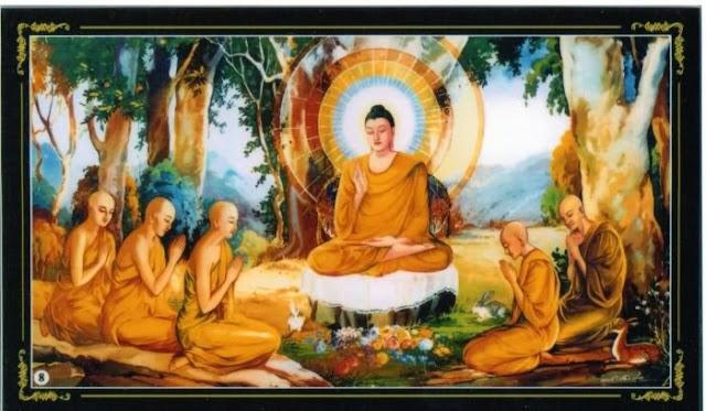 Đạo Phật Nguyên Thủy - Kinh Trung Bộ - Kinh thừa tự Pháp