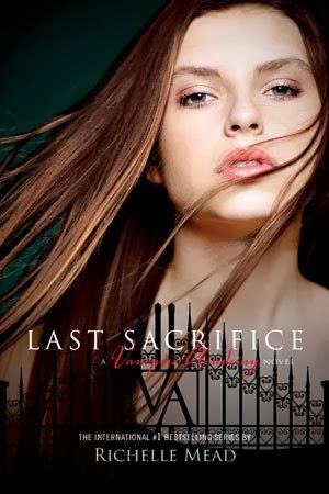 Last Sacrifice – Richelle Mead