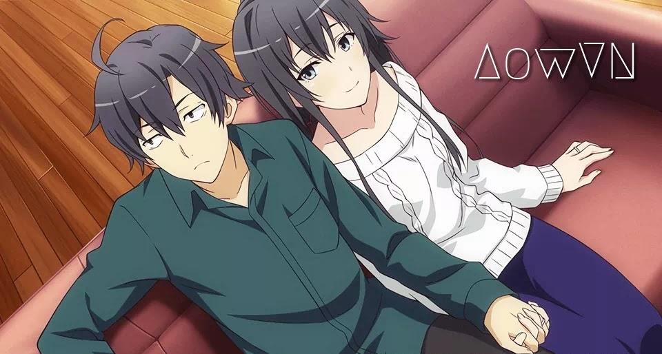 AowVN.org m%2B%25288%2529 - [ Anime 3gp Mp4 ] Yahari Ore no Seishun Love Comedy wa Machigatteiru BD SS1 + SS2 + OVA | Vietsub