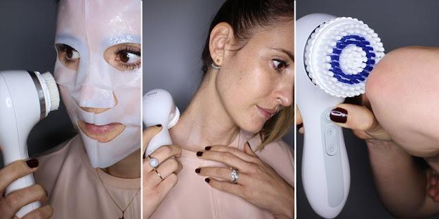 Un guide pour bien choisir sa brosse nettoyante faciale