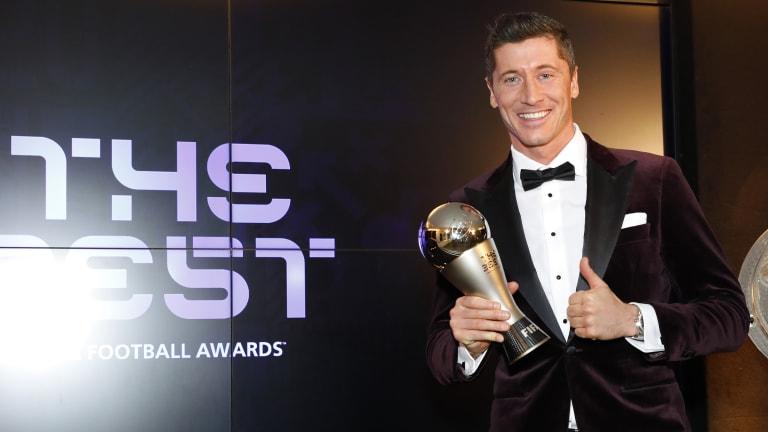 Best Fifa Football Awards 2020: Robert Lewandowski wins best men's player of the year
