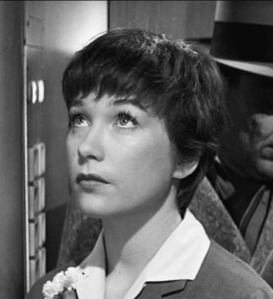 Shirley Maclaine The Apartment: Hang A Lantern On It: January 2013