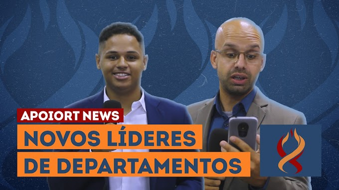 APOIORT TV - Confira a reportagem sobre a estrutura dos departamentos UFAPOIORT e UMAPOIORT.
