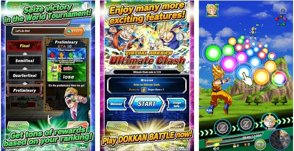 Download Dragon Ball Z Dokkan Battle MOD APK 4.7.0 (God Mode) For Android 2