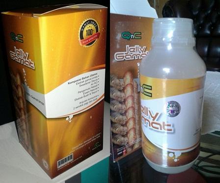 Terapi Obat Jelly Gamat QnC