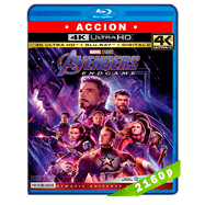 Avengers: Endgame (2019) HDR Ultra HD BDREMUX 2160p Latino