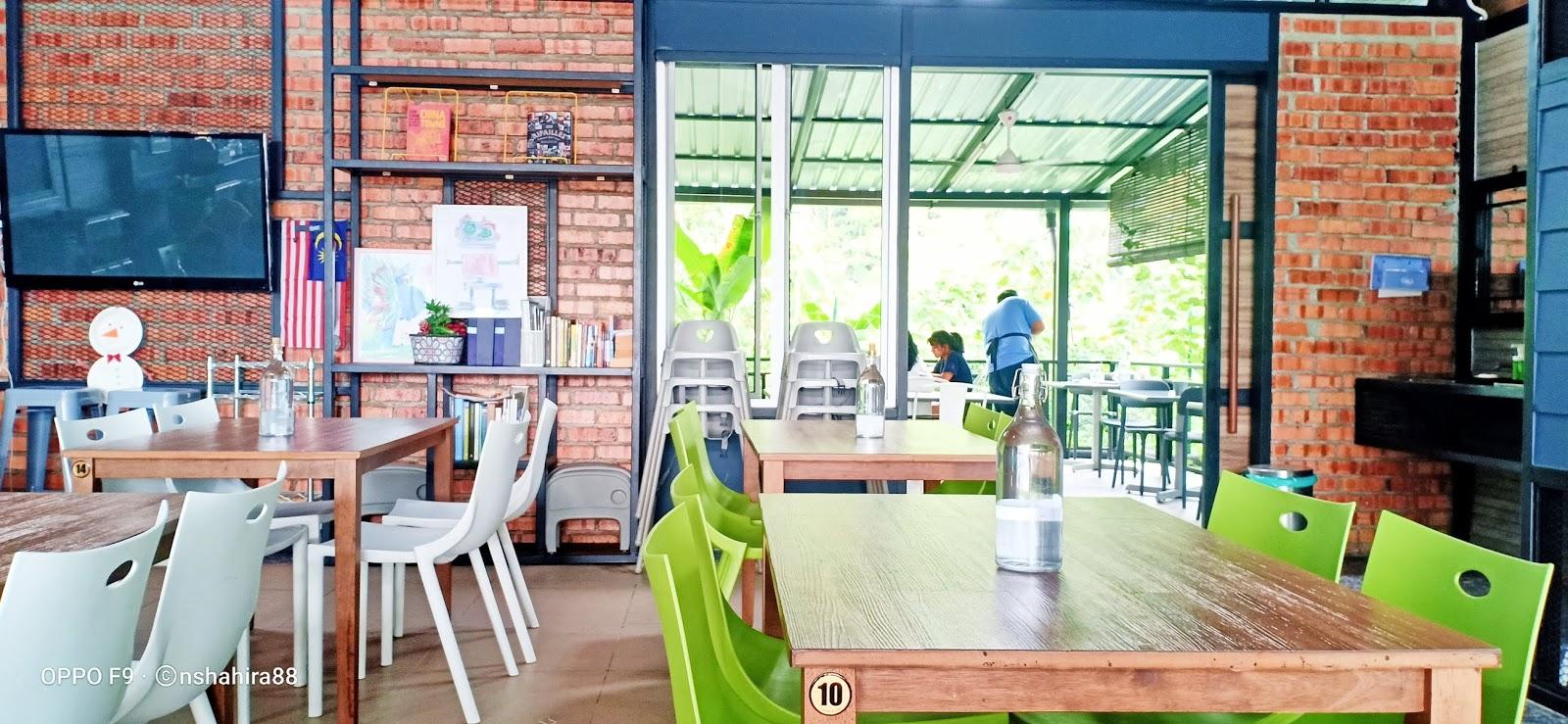 Lunch di HayYan HuDa Opah's Kitchen, Bukit Temiang Seremban
