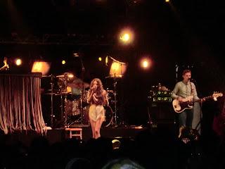 Eliza Doolittle en el Festival Papillons de Nuit 2011
