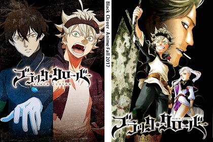 Download Anime Dragon Crisis Black Clover Sub Indo Episode 1-61 [Batch X265]