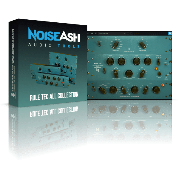 NoiseAsh Rule Tec All Collection v1.4.2 Full version
