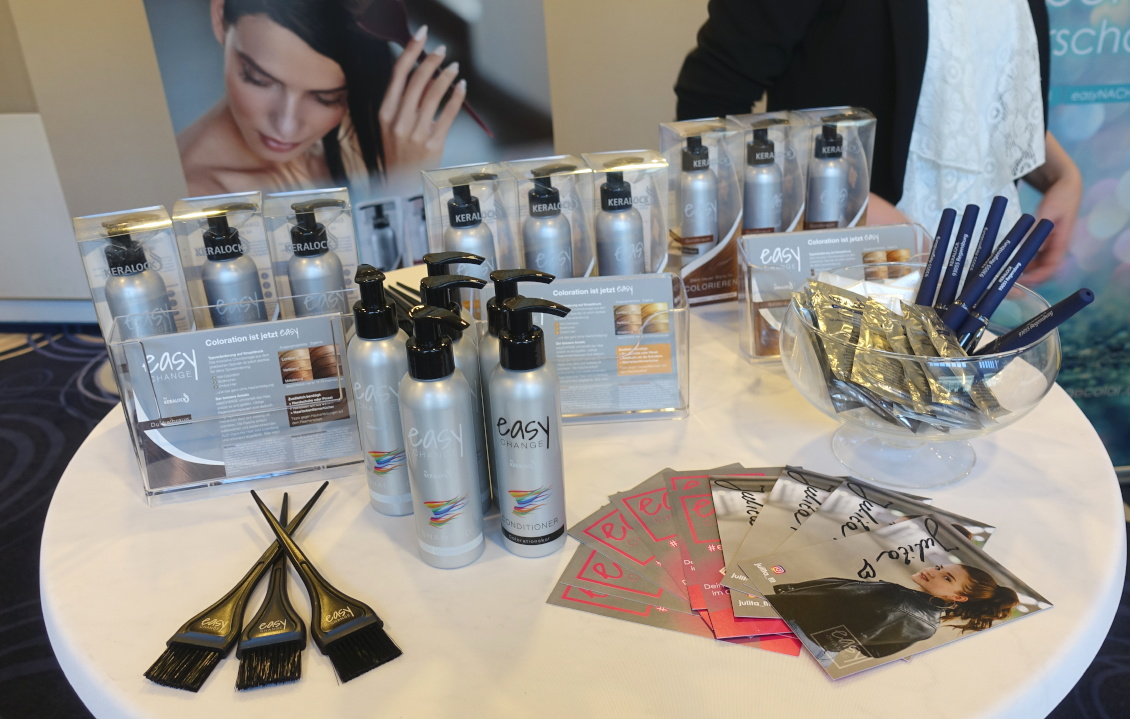 beautypress Blogger Event Mai 2019 Frankfurt Eventbericht - easyCHANGE by KERALOCK