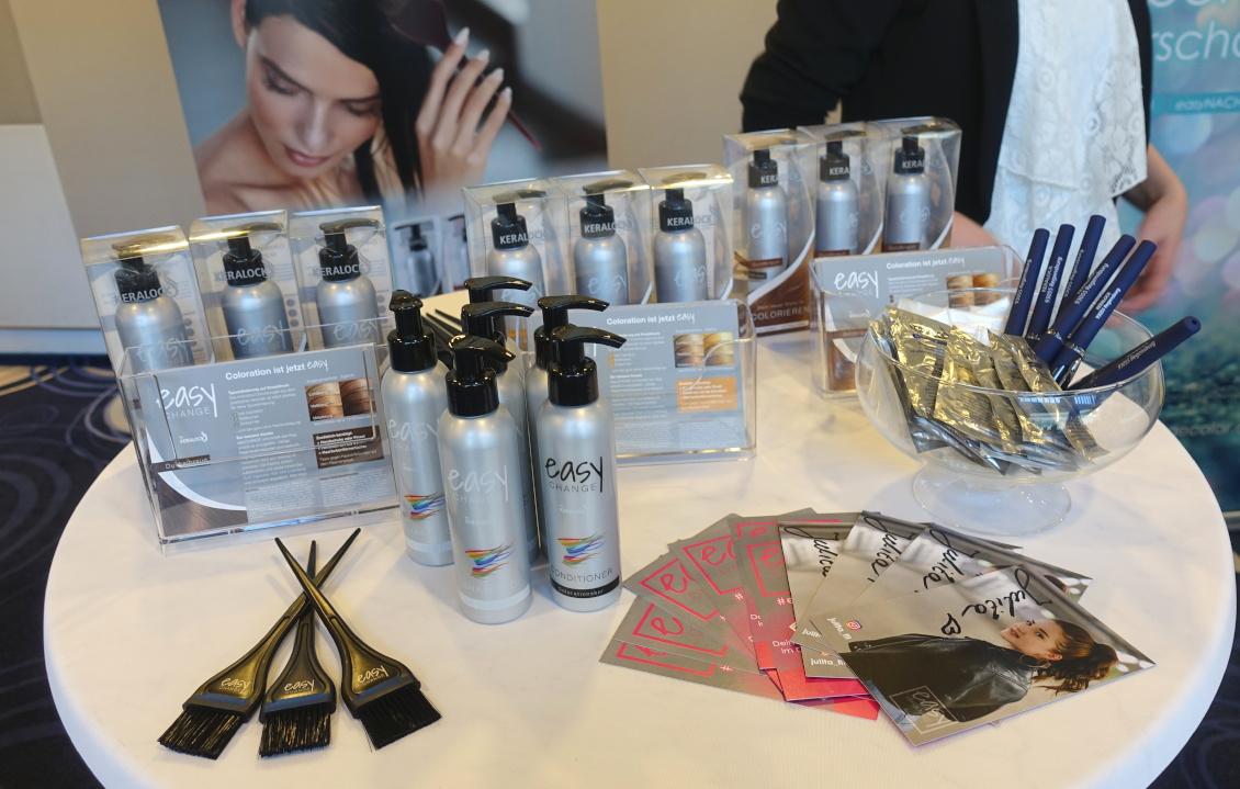 beautypress Blogger Event Mai 2019 Frankfurt Eventbericht - easyCHANGE by KERALOCK