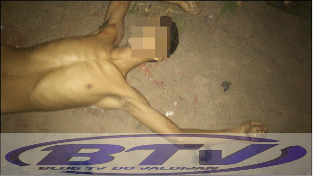 VIOLÊNCIA: Jovem é morto a tiros no B. Novo Castelo em Chapadinha