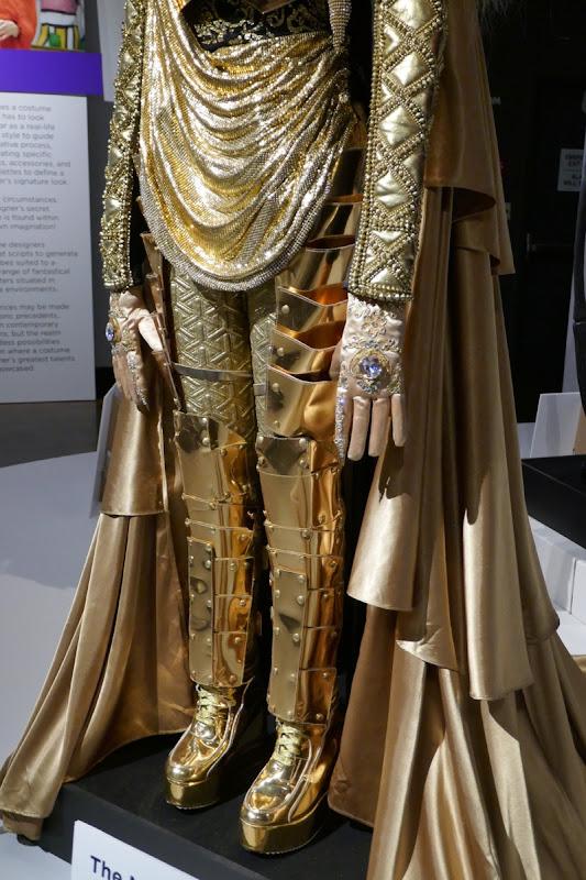 Lion costume legs Masked Singer
