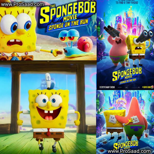 Spongebob 2020 Full Movie in Hindi