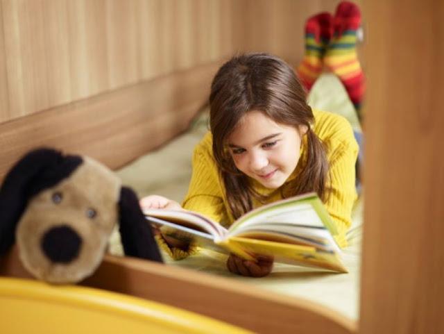 كيف اجعل ابني يحب القراءة