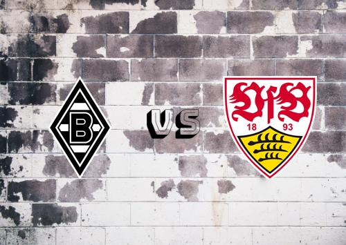 Borussia M'gladbach vs Stuttgart  Resumen