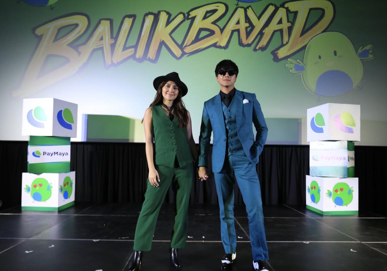 PayMaya's Balik Bayad with Kathryn Bernardo and Daniel Padilla