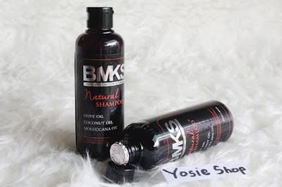 Black Magic Kemiri Shampo (BMKS) Natural Shampoo - Nutrisi Rambut dan Bikin Rambut Hitam Berkilau